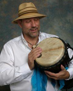 Jimbo with Drum